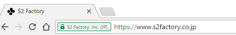 EV Indicator in Chrome