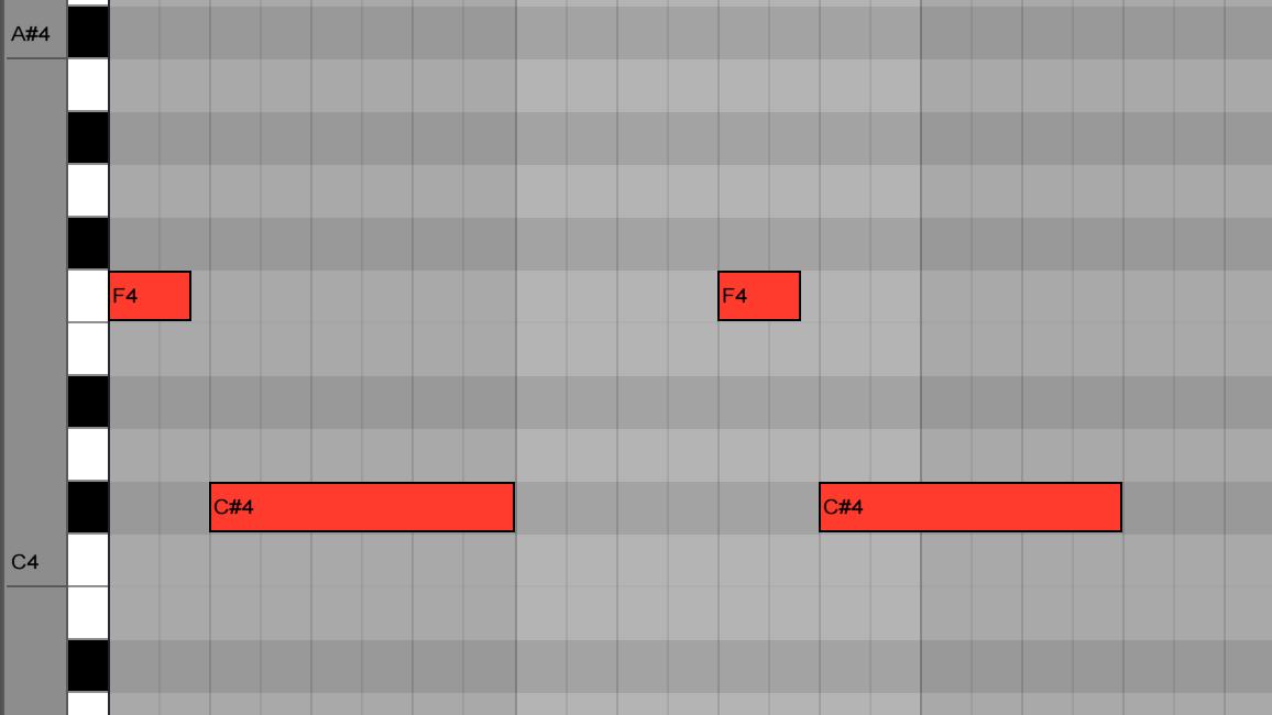 piano-roll